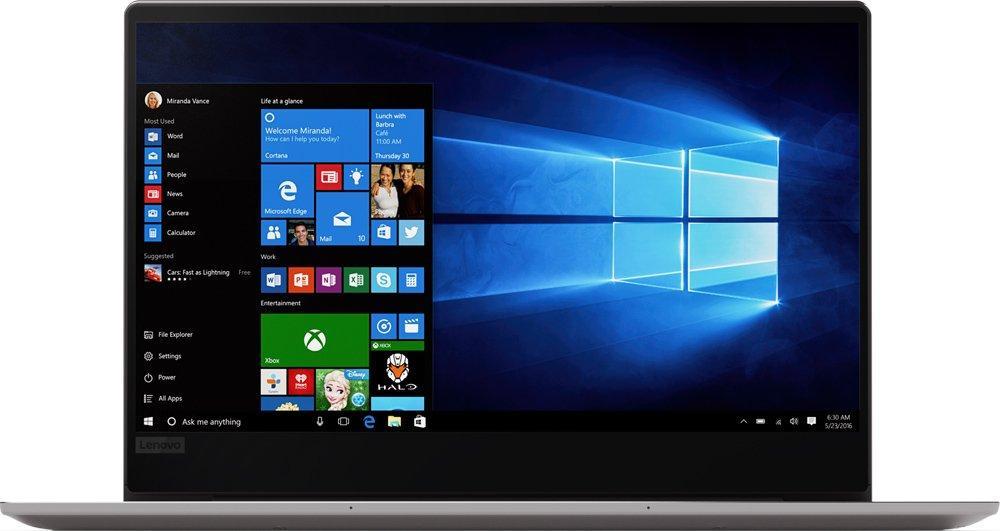 Ноутбук Lenovo IdeaPad 720S-15IKB